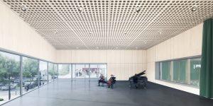 Un studio de répétition