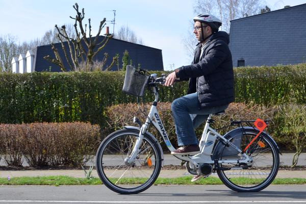 Plus de 600 vélos ont été achetés par les Marcquois grâce notamment au dispositif d'aide de la prime vélo.